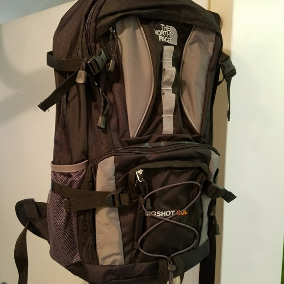 ebac170b3 The North Face backpack (60L)